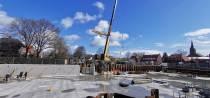 VIDEO / Betonwanden xl super Lemmer geplaatst