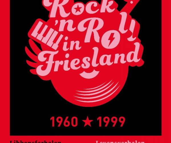 Terugblik naar 40 jaar Friese Rock 'n Roll