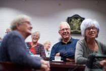 'In je Uppie' gesprekken in De Fryske Marren zoekt gespreksleiders