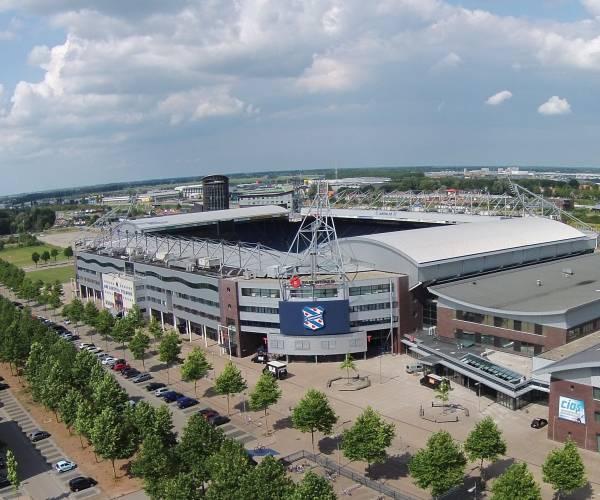 Alleen seizoenkaarthouders van sc Heerenveen welkom bij wedstrijd tegen Feyenoord
