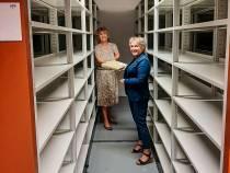 Historische archieven De Fryske Marren naar cultuurhistorisch centrum De Tiid in Bolsward