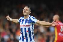 Tibor Halilovic bezorgt Heerenveen drie punten bij seizoensopening