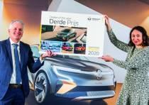 ABD weer op het podium bij Renault Dealer of the Year verkiezing