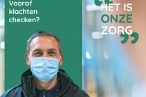 """Friese ziekenhuizen lanceren campagne """"Het is onze zorg"""" rond coronamaatregelen"""
