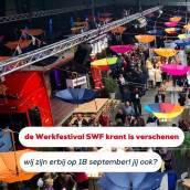Ying Media ook aanwezig Werkfestival Súdwest-Fryslân