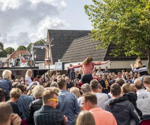 Kroegen in Sint Nyk blijven dicht op Merkedagen