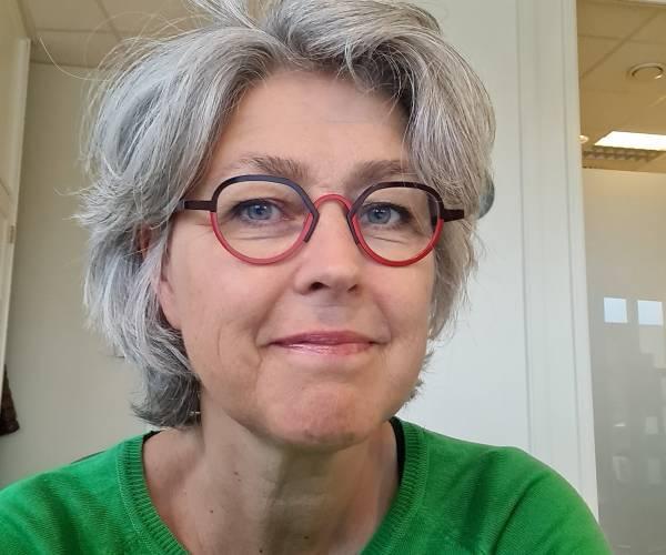 """Fysiotherapeut en ademen ontspanningstherapeut Janneke Offringa over het thema """"Inzicht""""!"""