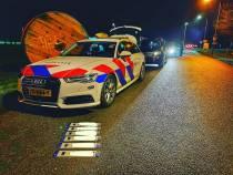 Drie auto's met zelfde kenteken staande gehouden