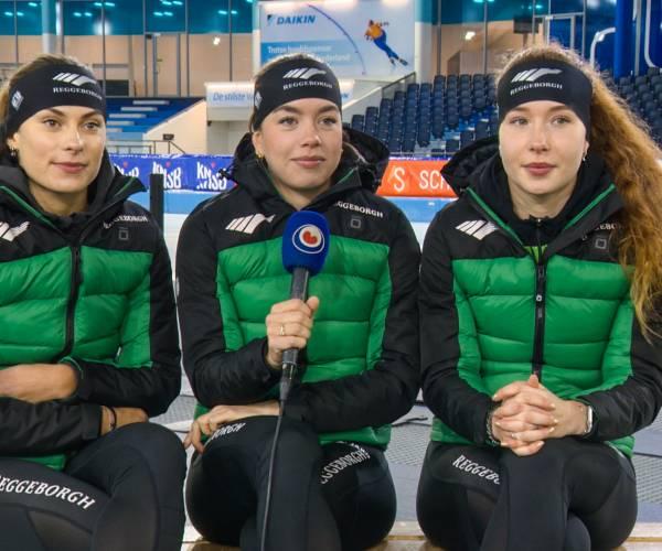 'Drie musketiers' weer bijeen bij Reggeborgh: