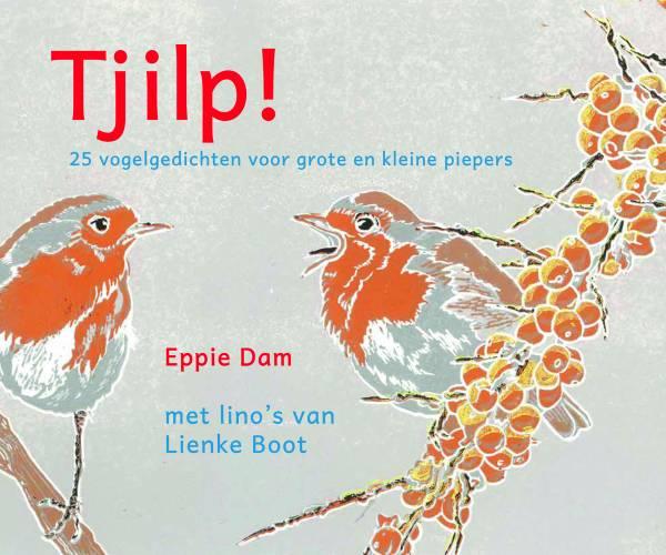 Bekroonde bundel Tsjilp! nu ook in het Nederlands