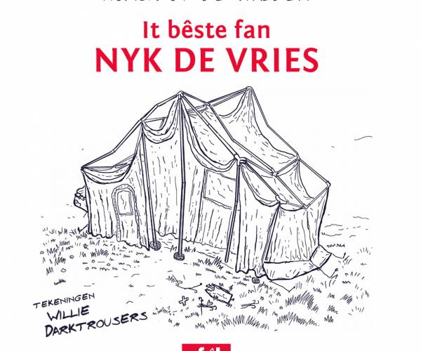 Nieuw: It bêste fan Nyk de Vries – Humor út 'e Wâlden