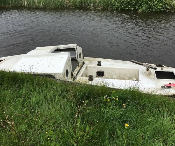Eigenaar van boot bij Broek Zuid gezocht