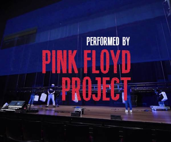 Pink Floyd Project – The Wall 40 Years in Theater Sneek