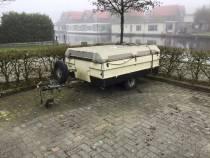 Gemeente zoekt eigenaar vouwwagen Terherne