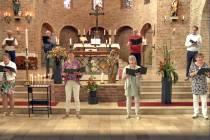 Gezamenlijke digitale oecumenische pinksterdienst Jouster kerken
