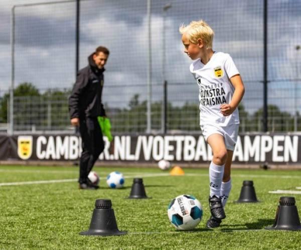 Cambuur Voetbalkampen in de zomervakantie!
