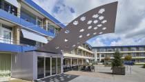 Corona-uitbraak in zorgcentrum Talma Hiem in Balk, zestien bewoners positief getest, twee overleden