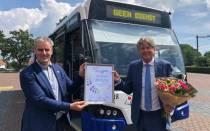 Arriva klimt gestaag naar toppositie bij Klantvriendelijkste Bedrijf van Nederland