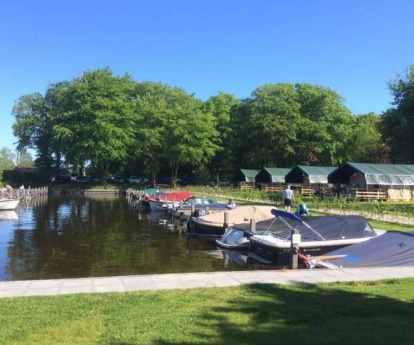Camping Blaauw wordt Landgoed Eysinga State, jaarplaatsen verdwijnen