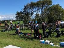 Atleten organiseren op eigen initiatief alternatieve Frysman-triatlo