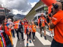FOTO'S / Fietsend, hardlopend en wandelend Italiaanse bergen bedwingen voor Forza4Energy4All: € 210.510,-