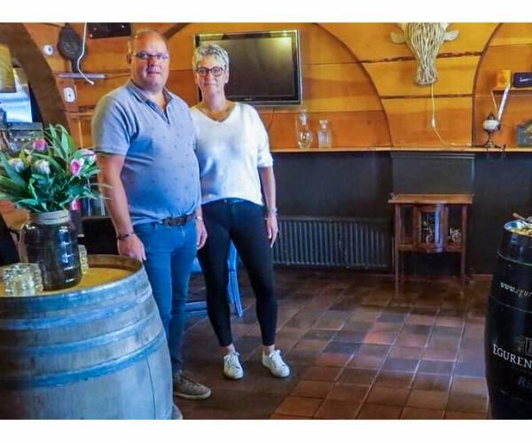 Na een half jaar zonder gasten Balkster restaurant Bij de Luts weer open: een zware beproeving