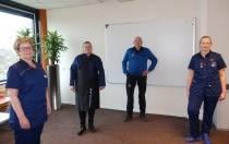 Nieuwe uitstraling medewerkers Zorggroep Hof en Hiem