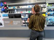 Haico Bouma opent nieuwe winkel in Thialf