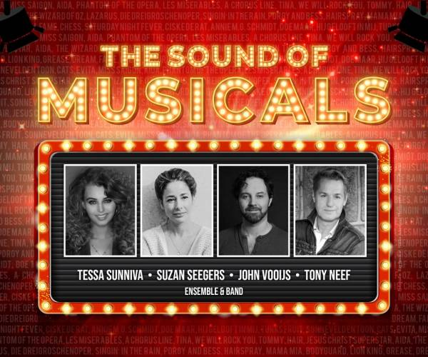 The Sound of Musicals – Try out in Theater Sneek