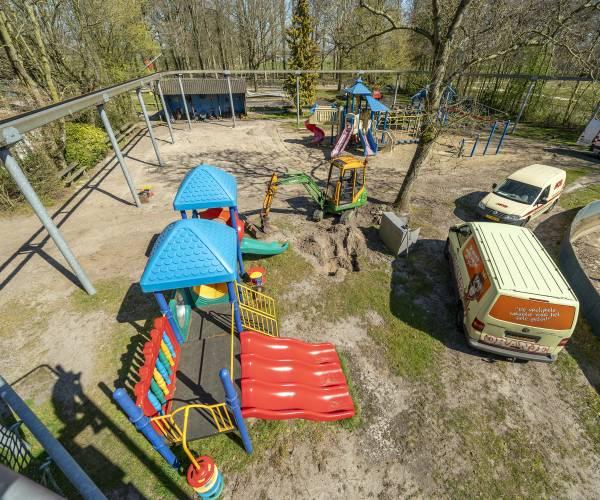 Aanvraag extra woning op voormalig terrein Sybrandy's Speelpark