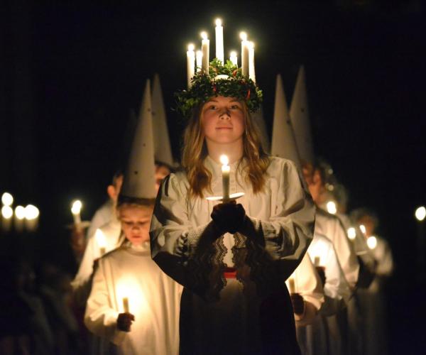 Nieuw Kinderkoor Sneek zoekt zangertjes voor het Lucia feest