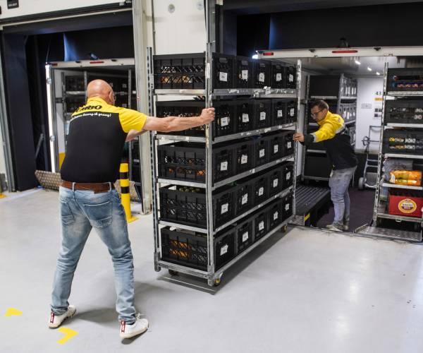 Jumbo rolt bezorgcapaciteit in Noord-Nederland verder uit