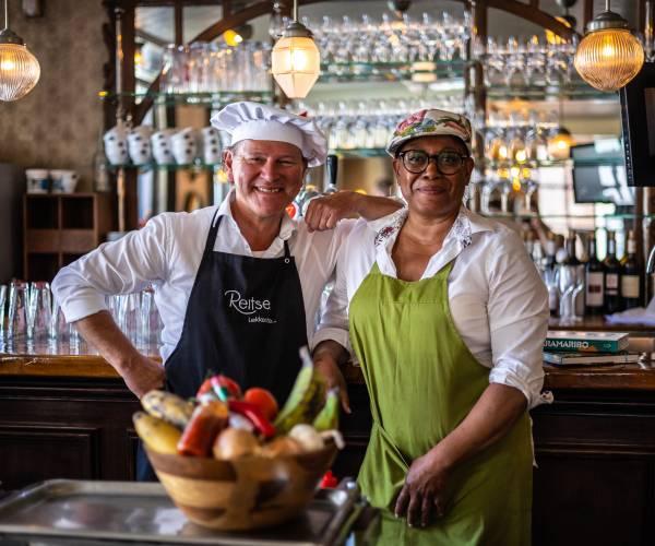 Afschaffing slavernij ook in Fryslân herdacht met gratis Heri Heri maaltijd