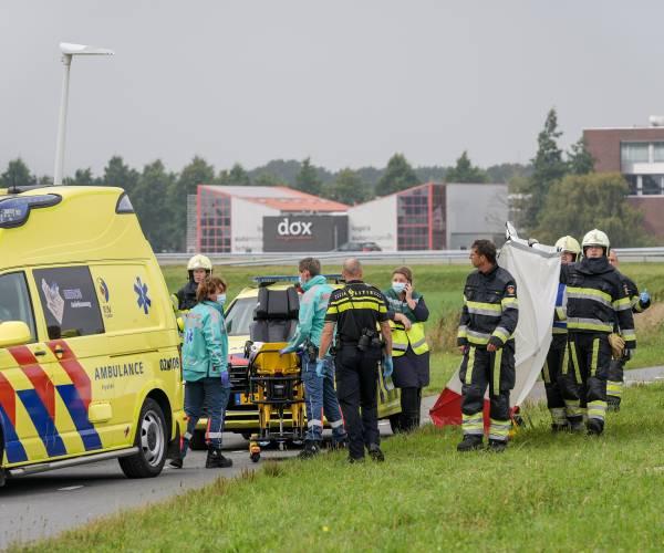 Omgekomen motorrijder bij Scharsterbrug is man (25) uit Reimerswaal